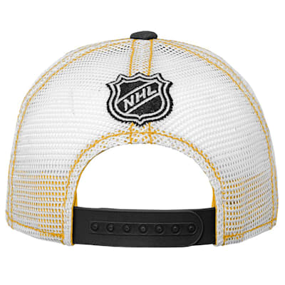 (Outerstuff Core Lockup Meshback Adjustable Hat - Pittsburgh Penguins - Youth)