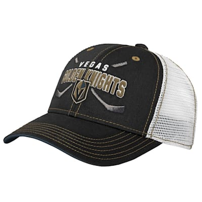 (Outerstuff Core Lockup Meshback Adjustable Hat - Vegas Golden Knights - Youth)
