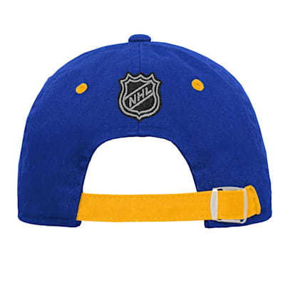 (Outerstuff Team Slouch Adjustable Hat – Buffalo Sabres - Youth)