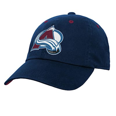 (Outerstuff Team Slouch Adjustable Hat – Colorado Avalanche - Youth)