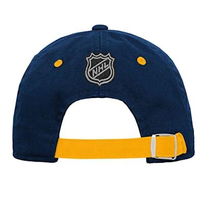 (Outerstuff Team Slouch Adjustable Hat – Nashville Predators - Youth)