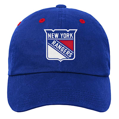 (Outerstuff Team Slouch Adjustable Hat – New York Rangers - Youth)