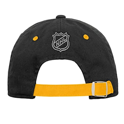 (Outerstuff Team Slouch Adjustable Hat – Pittsburgh Penguins - Youth)
