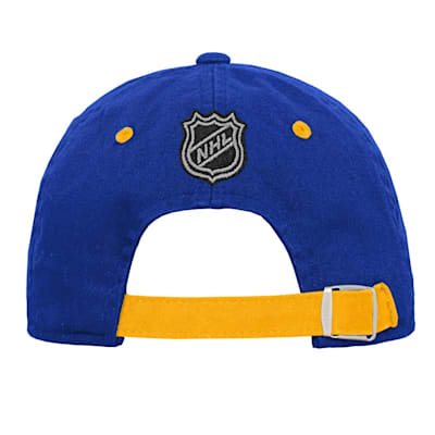 (Outerstuff Team Slouch Adjustable Hat – St. Louis Blues - Youth)