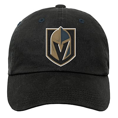 (Outerstuff Team Slouch Adjustable Hat – Vegas Golden Knights - Youth)