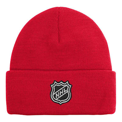 (Outerstuff Cuffed Knit - Chicago Blackhawks - Youth)