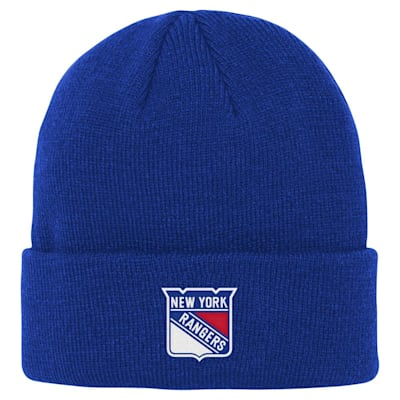(Outerstuff Cuffed Knit - New York Rangers - Youth)