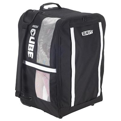 (Grit Cube Wheeled Hockey Bag - 26 Inch - Junior)