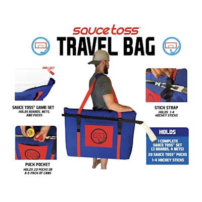 (Sauce Toss Travel Bag)