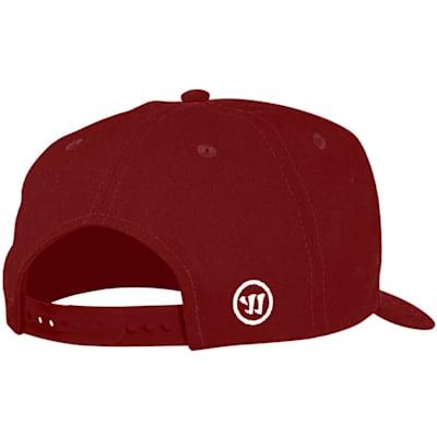 (Warrior Street Hockey Snapback Hat - Adult)