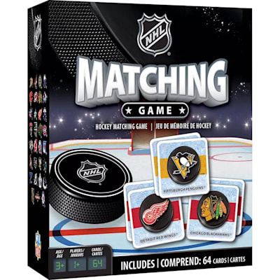 (MasterPieces NHL Matching Game)