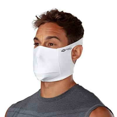 (Play Safe Face Mask - Solid Colors - Youth)