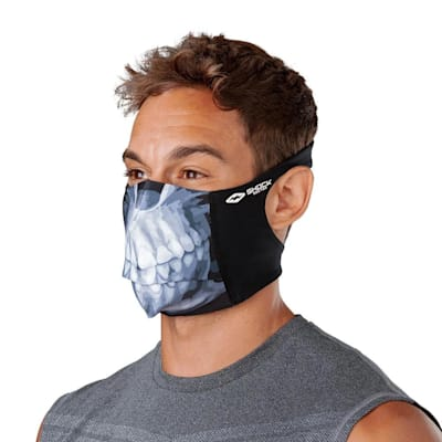 (Play Safe Face Mask - Print Graphic - Youth)