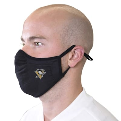 (Levelwear Guard 3 Face Mask- Pittsburgh Penguins - Youth)