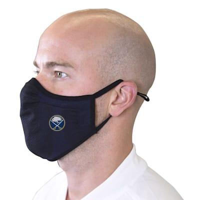 (Levelwear Guard 3 Face Mask- Buffalo Sabres - Youth)