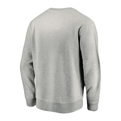 (Fanatics Crew Neck Pullover Sweatshirt - Seattle Kraken - Adult)