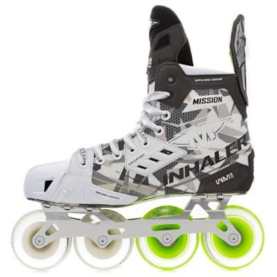 (Mission Inhaler WM02 RH Skate - Senior)