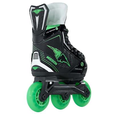 (Mission Lil Ripper Adjustable Inline Hockey Skates - Youth)