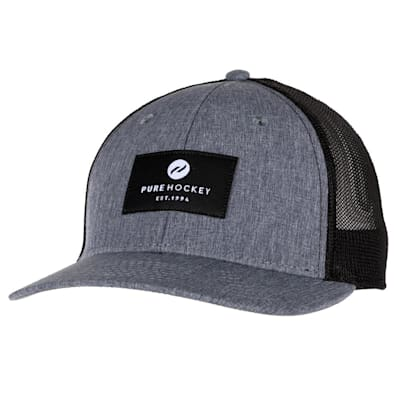 (Pure Hockey Tritech Trucker Adjustable Hat - Adult)