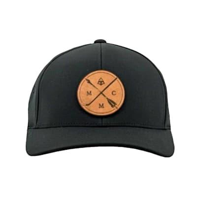 (March & Mill Co. The Stix BB Hat - Black - Adult)