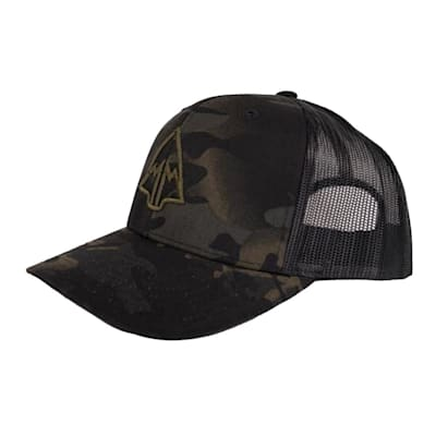 (March & Mill Co. The OG Field Snapback Hat - Adult)
