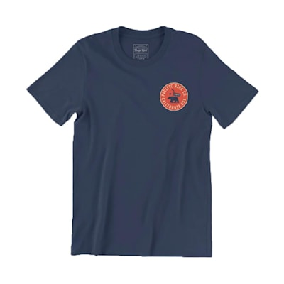 (Pacific Rink State Seal Short Sleeve Tee - Adult)