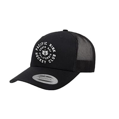 (Pacific Rink Members Club Retro Trucker Hat - Adult)