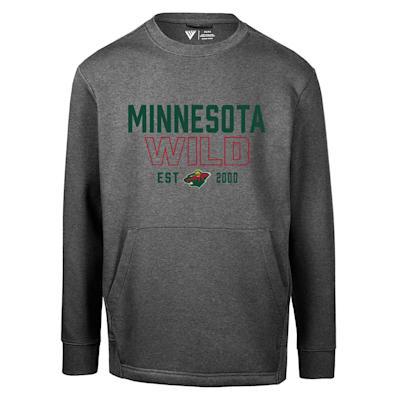 (Levelwear Defined Alliance Sweatshirt - Minnesota Wild - Adult)