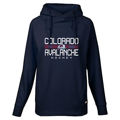 (Levelwear Dugout Frolic Hoodie - Colorado Avalanche - Womens)