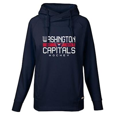 (Levelwear Dugout Frolic Hoodie - Washington Capitals - Womens)