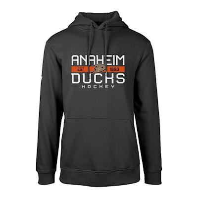 (Levelwear Dugout Podium Hoodie - Anaheim Ducks - Adult)