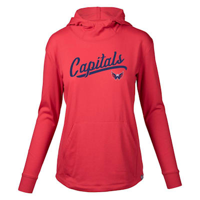 (Levelwear First Edition Vivid Hoodie - Washington Capitals - Womens)