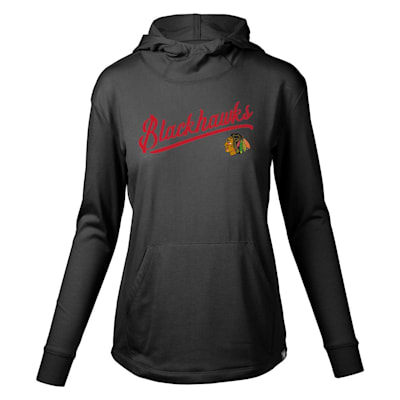 (Levelwear First Edition Vivid Hoodie - Chicago Blackhawks - Womens)