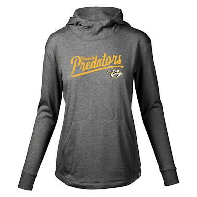 (Levelwear First Edition Vivid Hoodie - Nashville Predators - Womens)