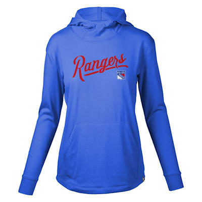 (Levelwear First Edition Vivid Hoodie - New York Rangers - Womens)