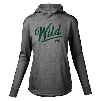 (Levelwear First Edition Vivid Hoodie - Minnesota Wild - Womens)