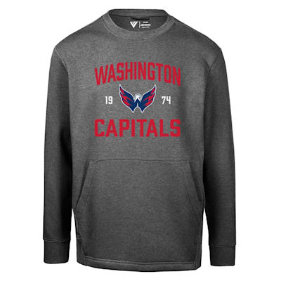 (Levelwear Fundamental Alliance Sweatshirt - Washington Capitals - Adult)