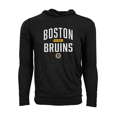 (Levelwear Numerics Armstrong Hoodie - Boston Bruins - Adult)