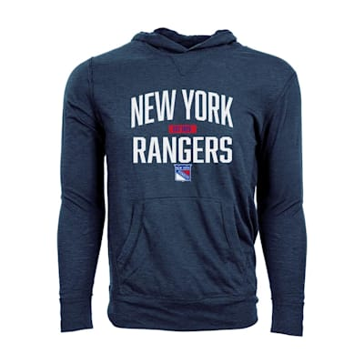 (Levelwear Numerics Armstrong Hoodie - New York Rangers - Adult)