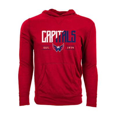 (Levelwear Splitter Armstrong Hoodie - Washington Capitals - Adult)