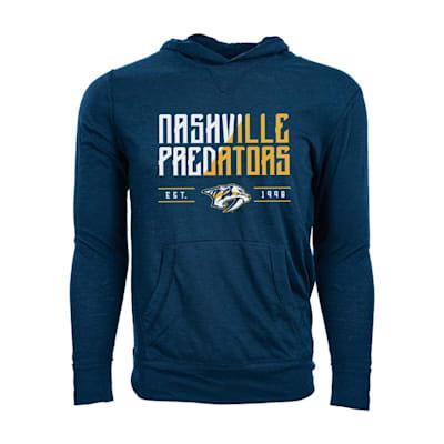 (Levelwear Splitter Armstrong Hoodie - Nashville Predators - Adult)