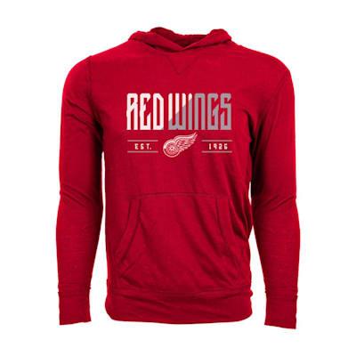 (Levelwear Splitter Armstrong Hoodie - Detroit Red Wings - Adult)