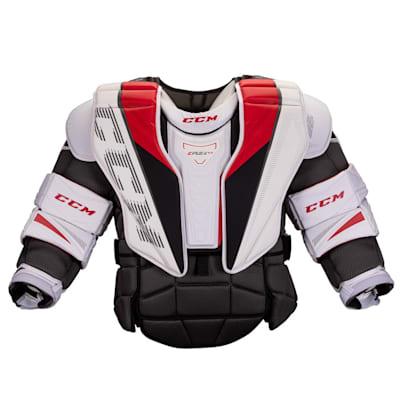 (CCM Extreme Flex E5.9 Goalie Chest Protector - Intermediate)