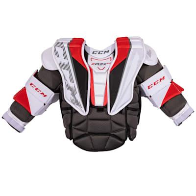 (CCM Extreme Flex E5.5 Goalie Chest Protector - Junior)