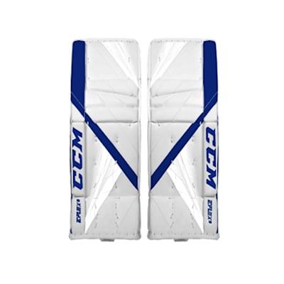 (CCM Extreme Flex E5.9 Goalie Leg Pads - Senior)