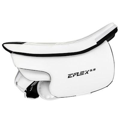 (CCM Extreme Flex E5.9 Goalie Blocker - Intermediate)