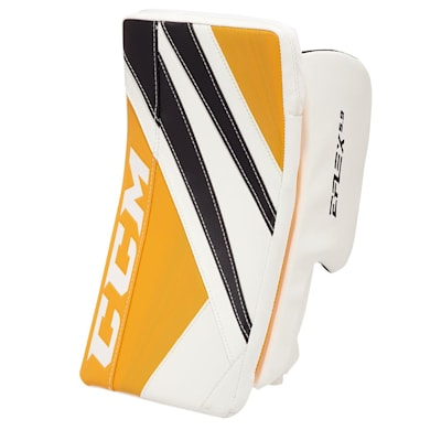(CCM Extreme Flex E5.9 Goalie Blocker - Senior)