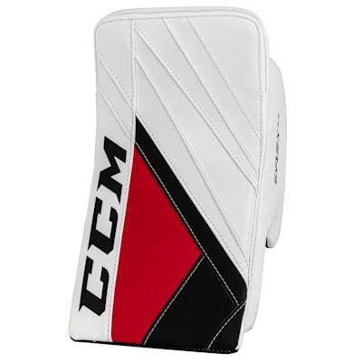 (CCM Extreme Flex E5.5 Goalie Blocker - Junior)
