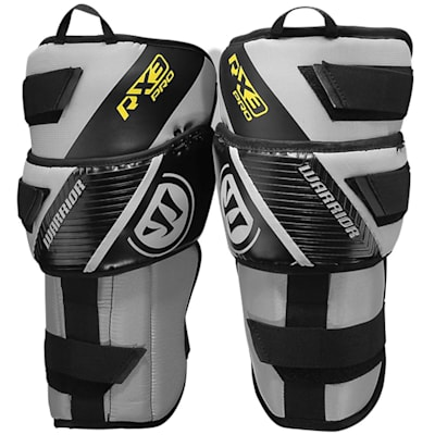 (Warrior Ritual X3 Pro Goalie Knee Pads - Senior)
