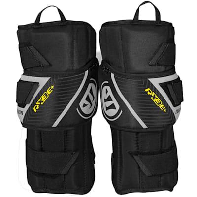 (Warrior Ritual X3 E+ Goalie Knee Pads - Junior)